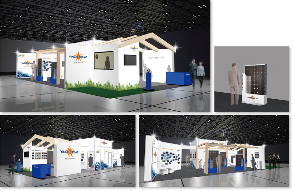 Work [Booth Design] | Jetpixels - production company, Japan